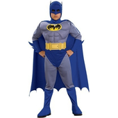 Delux Kids Batman Costume