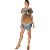 Cheeky Cherokee Costume (Teen)