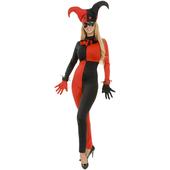 Card Jester costume