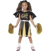 Halloween Cheerleader Bat Costume
