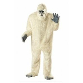 Deluxe Abominable Snowman Costume
