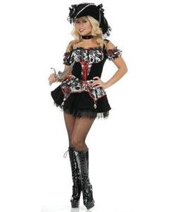 7 Seas Pirate Costume