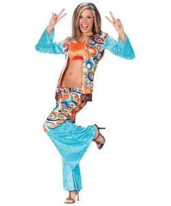 hippy chic costume