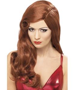 silver screen sensation wig