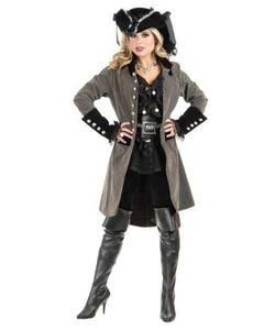 Pirate Vixen costume