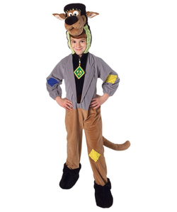 Childs Scooby Doo Monster Costume