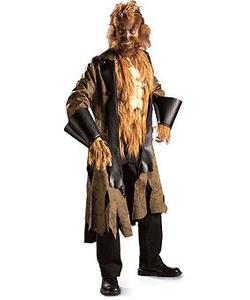 Big Mad Wolf Costume