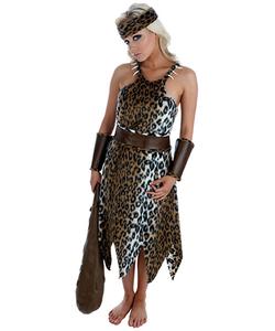 Pre historic girl costume