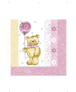 Teddy Bear Napkins