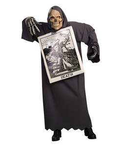 Mens Tarot Death Costume