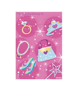 Princess Loot Bag - 8 Pack