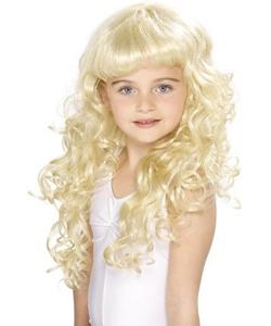 Girls Princess Wig