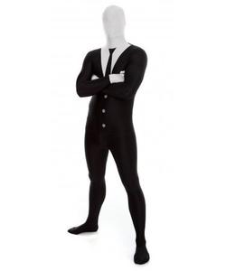Slenderman morphsuit