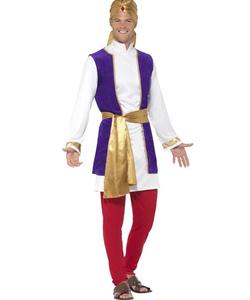Arabian Prince Costume