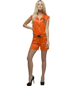 convict fancy dress outfit