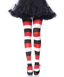 Darling Doll Striped Tights - Kids