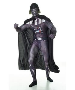 Digital Star Wars Darth Vader Morphsuit