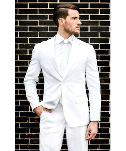 white knight Oppo Suit