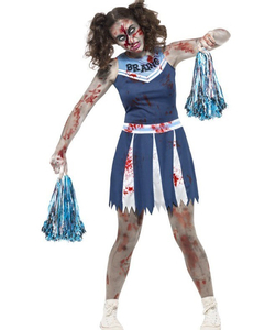 Zombie Cheerleader - Tween