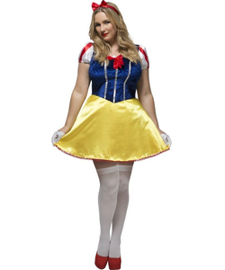 plus size fairytale costume