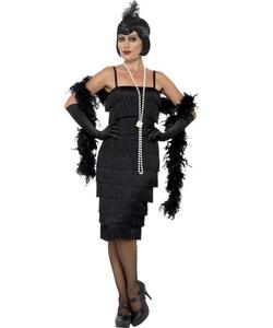 Flapper Costume plus size