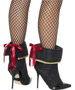 Ladies Pirate Boot Covers