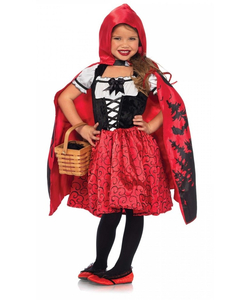 kids storybook riding hood costume