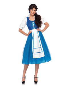 Village beauty costume