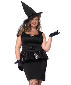 vintage witch plus size
