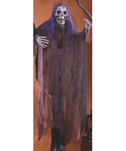 Hanging Reaper Decorations - Purple