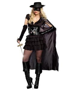 Double-Edged Diva Costume