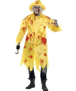 Zombie sou'wester costume