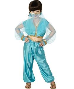 Kids Arabian Princess Costume