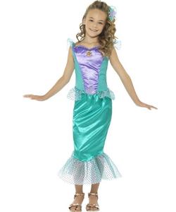 Deluxe Mermaid Tween Costume