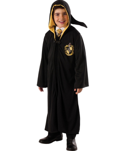 Harry Potter Hufflepuff Robe - Kids