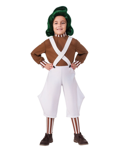 Oompa Loompa Costume - Kids