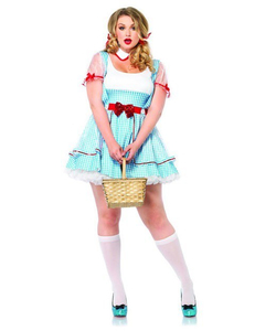 plus size oz beauty costume