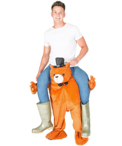 ride on bear costume