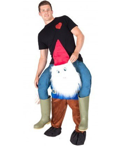 ride on gnome costume