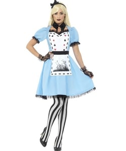 Deluxe Dark Tea Party Costume