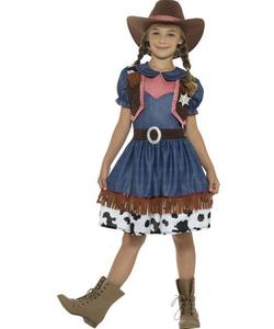 Texan Cowgirl Costume - Kids