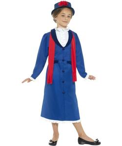 Victorian Nanny tween Costume