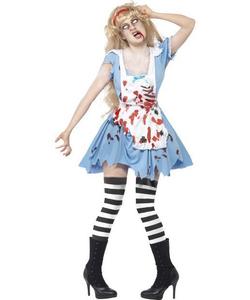 Zombie Malice Costume