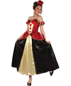 Red Queen Adult Costume