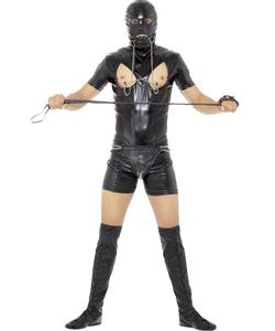 bondage gimp costume