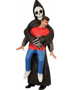 inflatable grim reaper costume