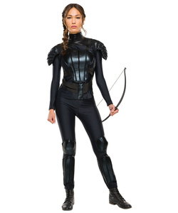 The Hunger Games Katniss Rebel Costume
