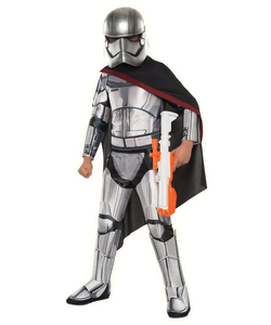 Star Wars Deluxe Captain Phasma - Kids