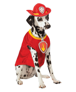 Marshall - The Fire Dog Costume