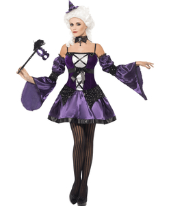 Witch Masquerade Costume